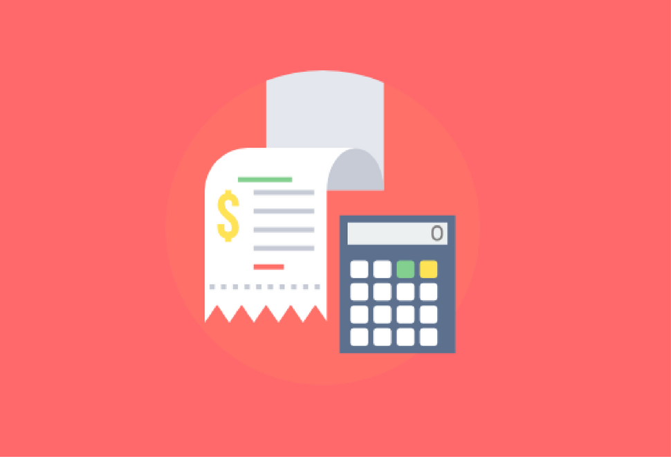 Nota fiscal eletrônica com data de emissão e data de competência