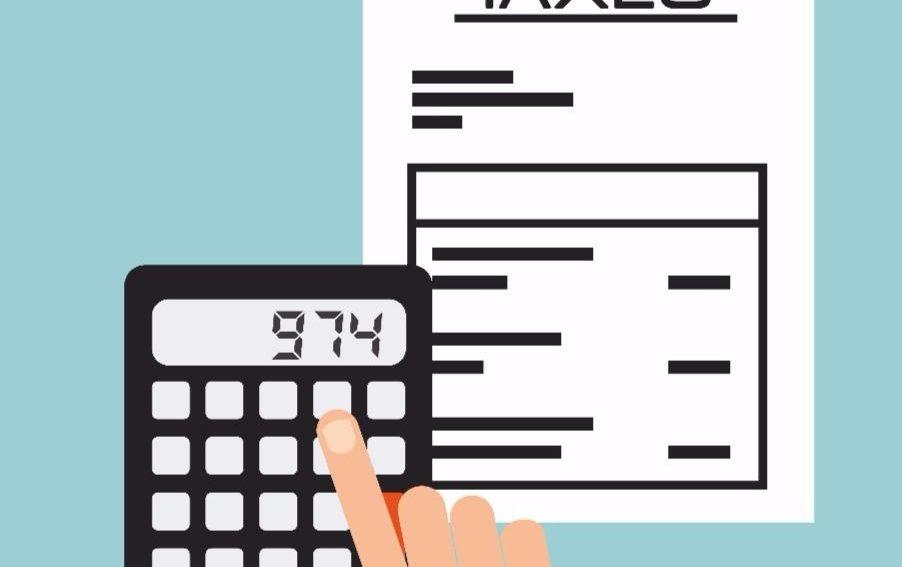Impostos de uma venda online
