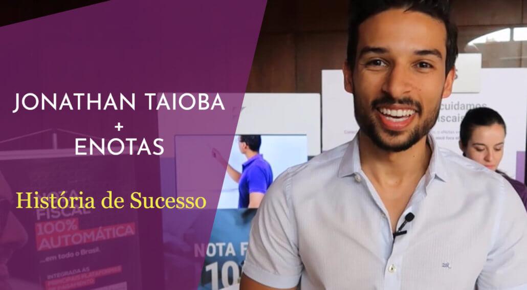 Jonathan Taioba eNotas Nota Fiscal Eletrônica