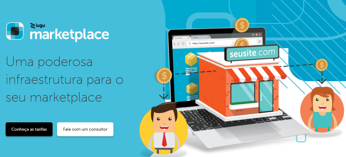 o que é marketplace