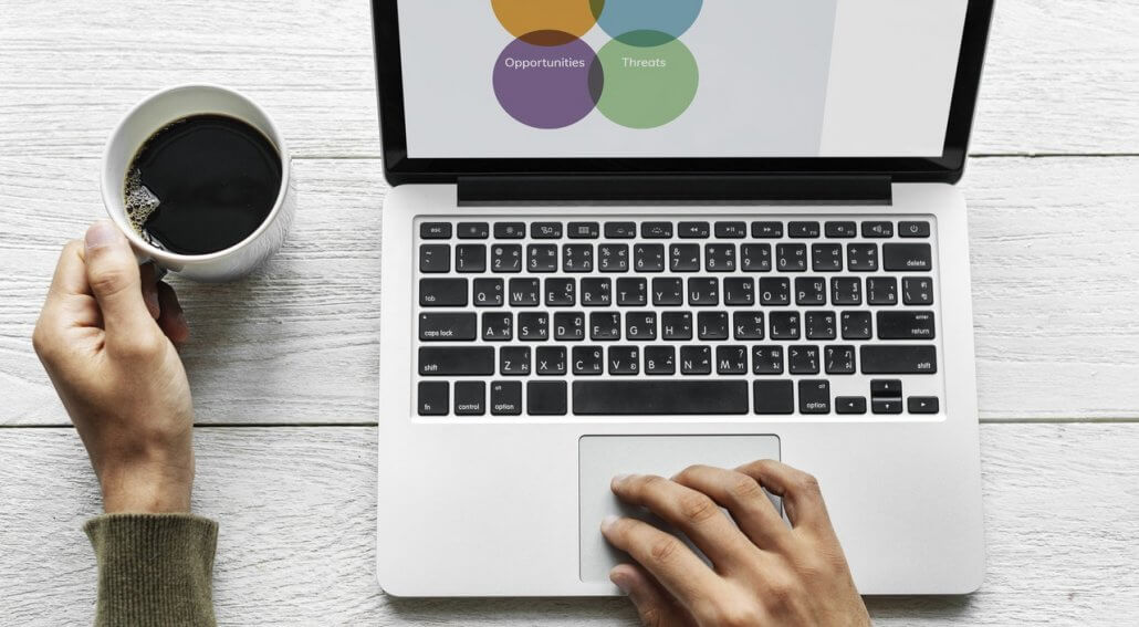 analise swot marketing digital