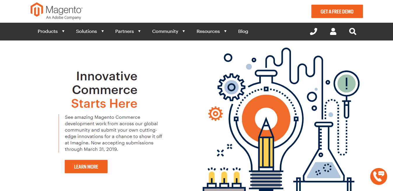como montar uma loja virtual-magento