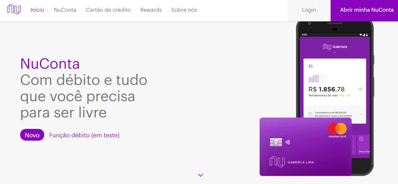 startup unicornio nubank
