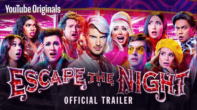 youtube premium escape the night
