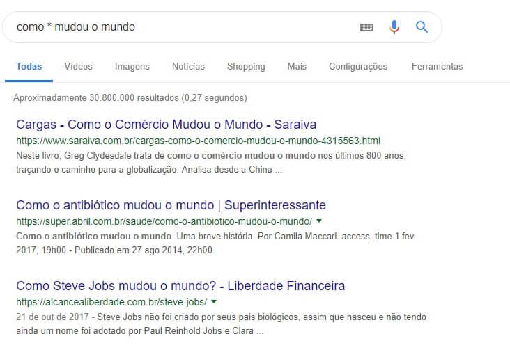 como buscar no google -2