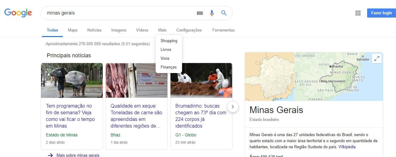 como buscar no google -3