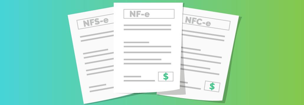 Tipos de Notas Fiscais