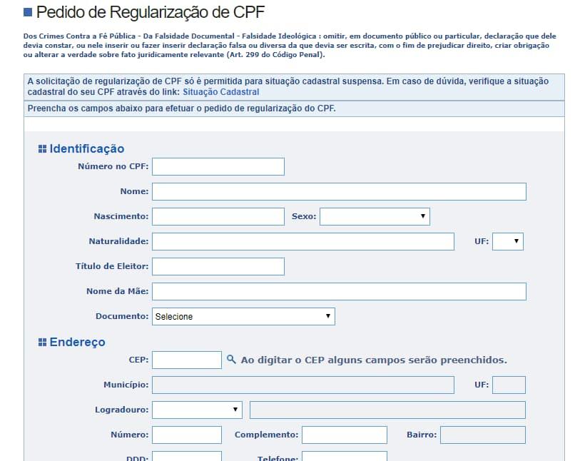 RF-Formulário-cpf-suspenso