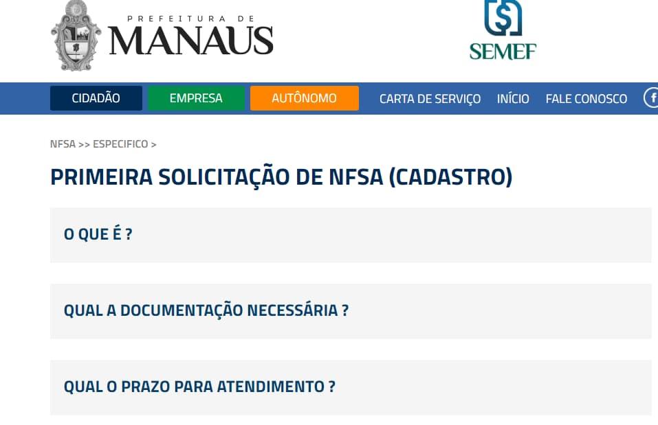 NFA-manaus