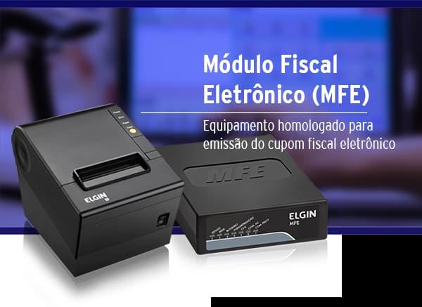 MFE - Módulo-fiscal-eletrônico