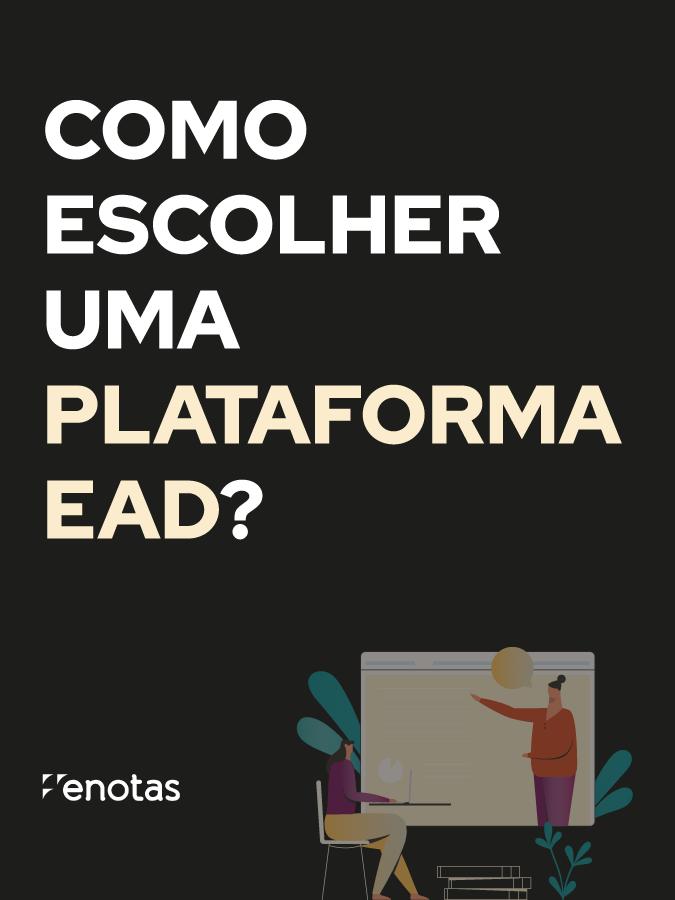 Escolher Plataforma EAD