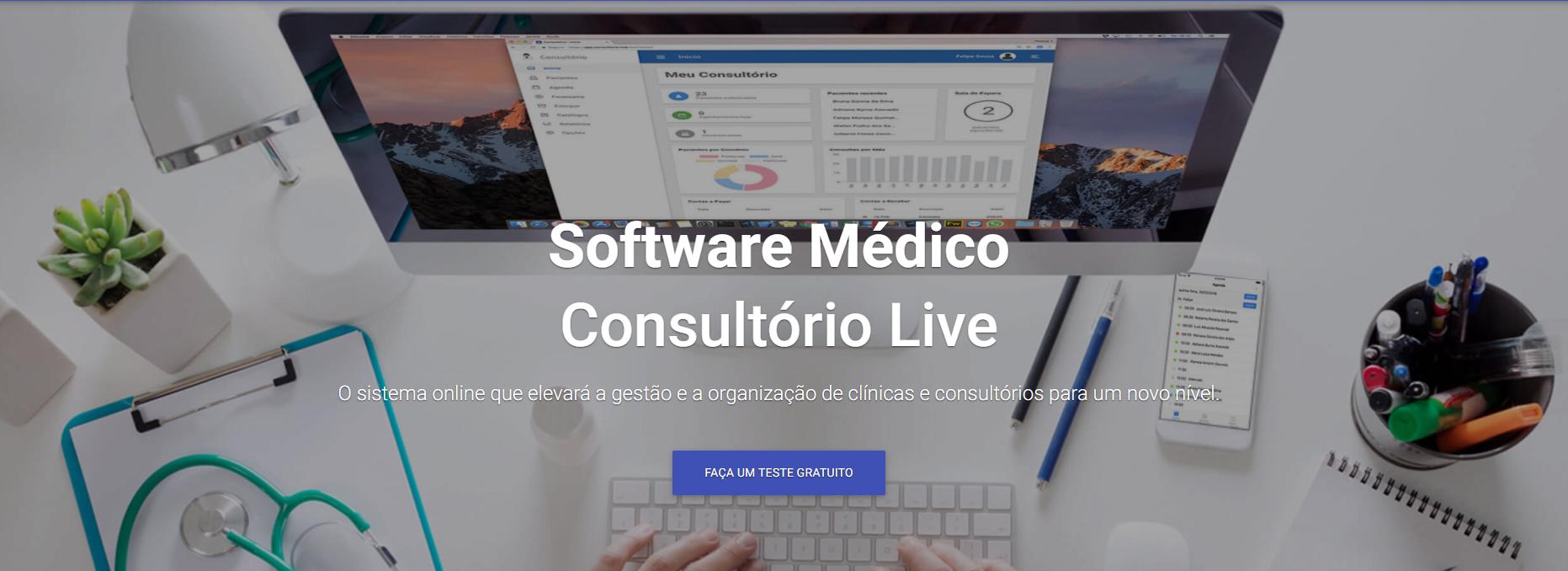 Consultório-live