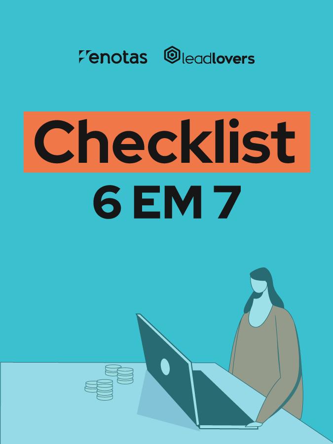 Checklist 6 em 7