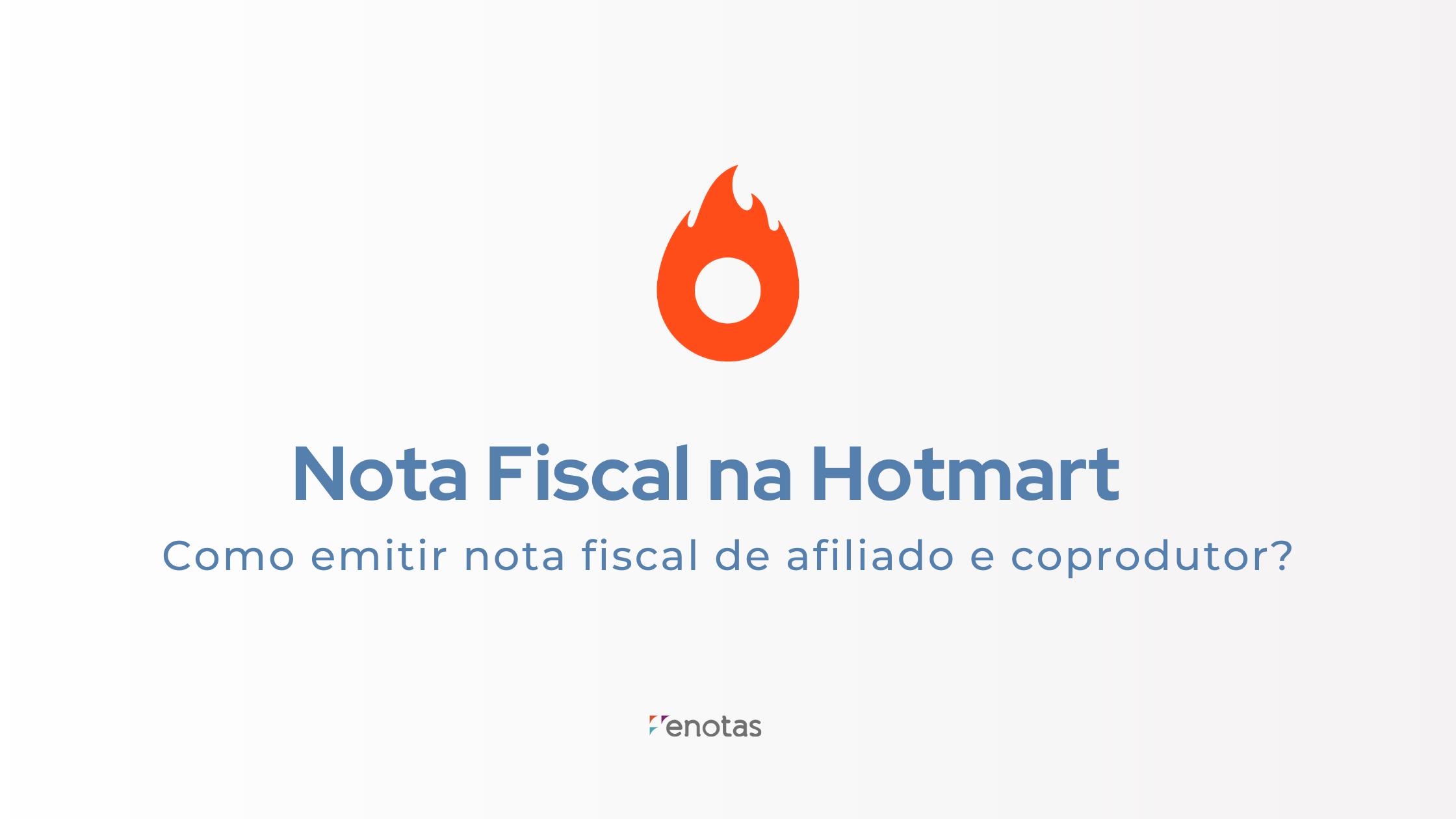 nota fiscal na hotmart