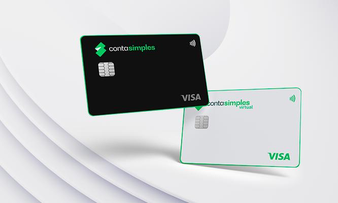 cartão conta simples