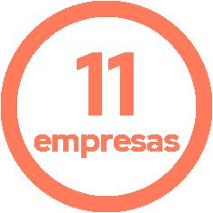 11 empresas